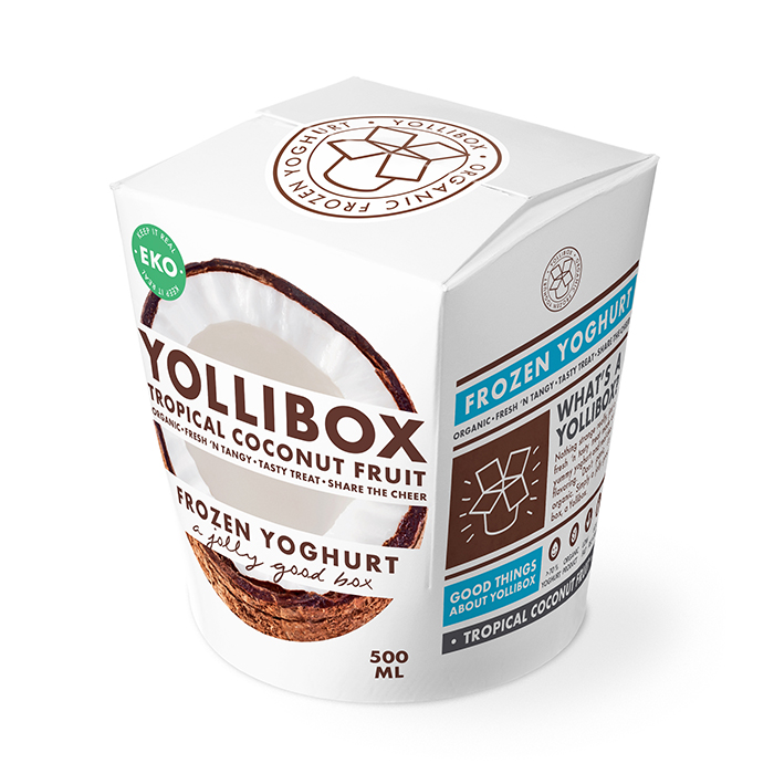 Yollibox coconut