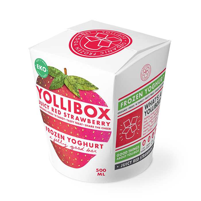 Yollibox strawberry